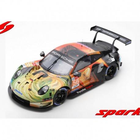 Porsche 911 RSR 56 24 Heures du Mans 2019 Winner LMGTE Am Class Spark 12S019