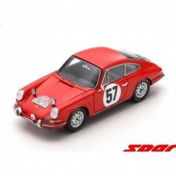 Porsche 911S 57 Rallye Monte Carlo 1966 Buchet Schlesser Spark S6603