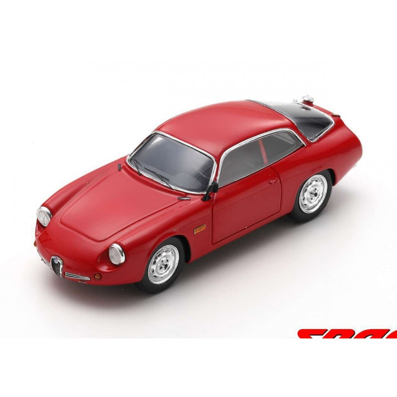 Alfa Romeo Giulietta Sport Zagato Coda Tronca 1962 Spark