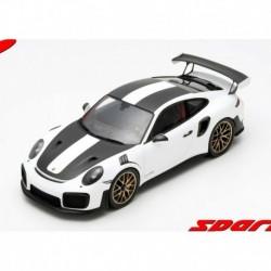 Porsche 911 GT2 RS Weissach Package 2018 Spark 12S022
