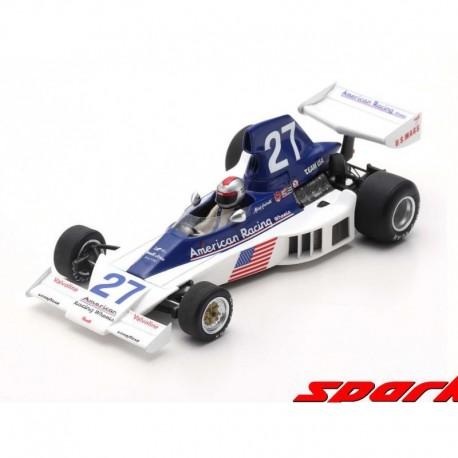 Parnelli VPJ4 F1 Long Beach 1976 Mario Andretti Spark S1891