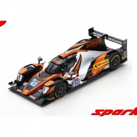 Oreca 07 Gibson 43 24 Heures du Mans 2019 Spark S7923