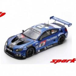 BMW M6 GT3 101 24 Heures du Nurburgring 2019 Spark SG563