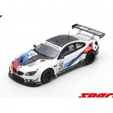BMW M6 GT3 42 24 Heures de Spa Francorchamps 2019 Spark SB275