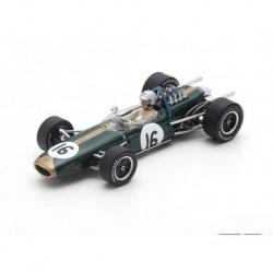 Brabham BT19 16 F1 Winner Pays Bas 1966 Jack Brabham Spark S7114