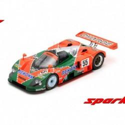 Mazda 787B 55 Winner 24 Heures du Mans 1991 Spark 18LM91