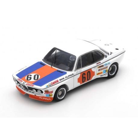 BMW CSL 60 1000 Km de Spa Francorchamps 1973 Spark SB227