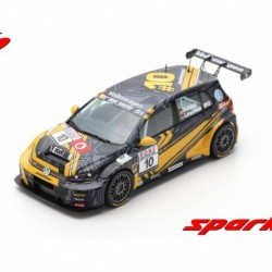 Volkswagen Golf Gti TCR 10 VLN4 2019 Winner TCR Class Spark SG460