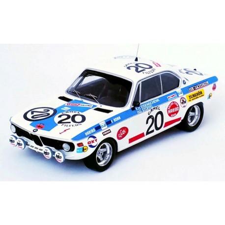 BMW 2800 CS 20 24 Heures de Spa Francorchamps 1971 Trofeu TRORRBE19