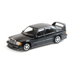 Mercedes-Benz 190E 2.5-16 Evo 2 1991 Bleue Minichamps 155036100