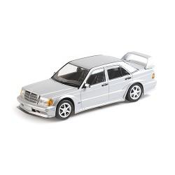 Mercedes-Benz 190E 2.5-16 Evo 2 1991 Silver Minichamps 155036101