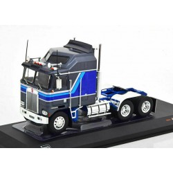 Kenworth K100 Areodyne 1976 Metallic Blue IXO TR045