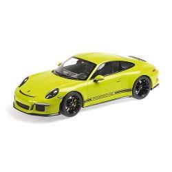 Porsche 911 R 2016 Verte Minichamps 125066326