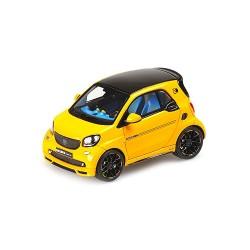 Smart Brabus Ultimate E Concept 2017 Yellow Minichamps 437036260