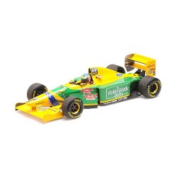 Benetton Ford B193 F1 Canada 1993 Michael Schumacher Minichamps 510932505