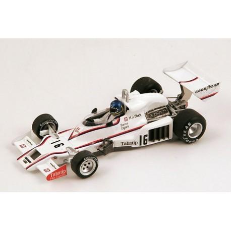 Shadow DN8 F1 Brésil 1978 Hans Stuck Spark S3832