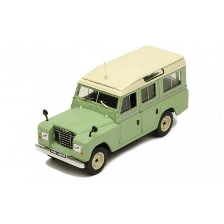 Land Rover Series II 109 4WD 1958 Light Green IXO CLC329N