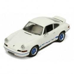 Porsche 911 Carrera RS 2.7 1973 White IXO CLC320N