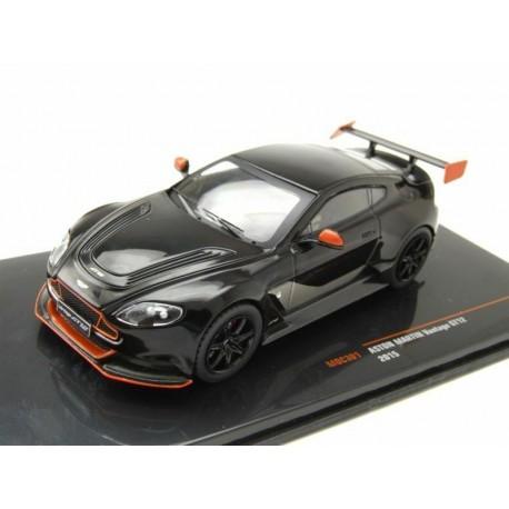 Aston Martin Vantage GT 12 2015 Black Orange IXO MOC301