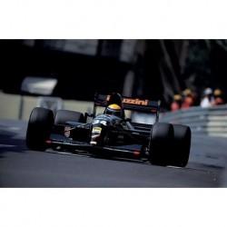 Andrea Moda S921 F1 Monaco 1992 Roberto Moreno Spark S3892