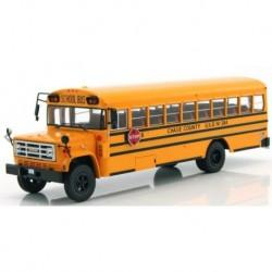 GMC 6000 Schoolbus 1990 IXO BUS004