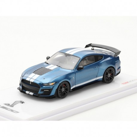 Ford Mustang Shelby GT500 Performance Blue Truescale TSM430477