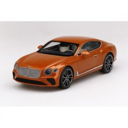 Bentley New Continental GT Orange Flame Truescale TS0222