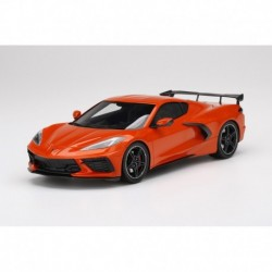 Chevrolet Corvette Stingray High Wing Sebring Orange Tintcoat Truescale TS0285