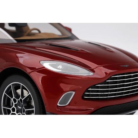 Aston Martin DBX Hyper Red Truescale TS0287