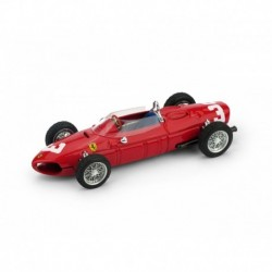 Ferrari 156 F1 3 F1 Pays Bas 1961 Wolfgang von Trips Brumm R123