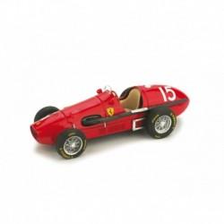 Ferrari 500 F2 15 F1 Angleterre 1952 Alberto Ascari Brumm R035