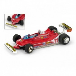 Ferrari 312 T4 11 F1 Italie 1979 Jody Scheckter Brumm R511-RS