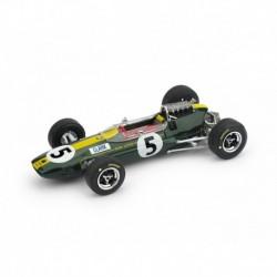 Lotus 33 5 F1 Angleterre 1965 Jim Clark Brumm R590
