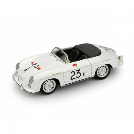 Porsche 356 Speedster 23 Palm Springs Road Race 1955 James Dean Brumm R117B