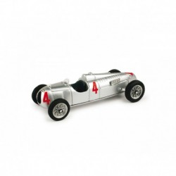 Auto Union Tipo C 4 Nurburgring 1936 Bernd Rosemeyer Brumm R038