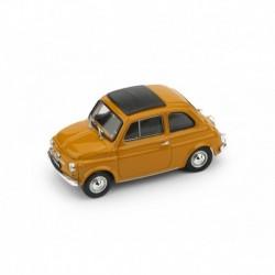Fiat 500F Chiusa 1971 Giallo Postitano Brumm R455-13