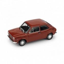 Fiat 127 1A Serie 1971 Rosso Sierra Brumm R500-09