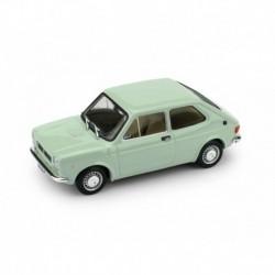 Fiat 127 1A Serie 1971 Verde Chiaro Brumm R500-11