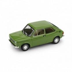 Fiat 127 1A Serie 1971 Verde Brillante Brumm R500-13