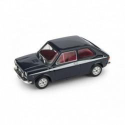 Giannini 127NP 1971 Blu - interno red Brumm R644-02