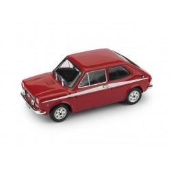 Giannini 127NP 1971 Red - interno black Brumm R644-01