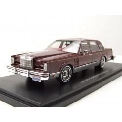 Lincoln Mark 1980 Dark Red NEO NEO43544