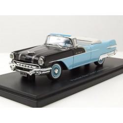 Pontiac Star Chief Convertible 1956 Black Blue NEO NEO44062