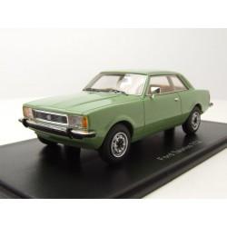 Faurd Taunus TC2 2-Door Ghia 1976 Green NEO NEO45139