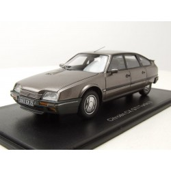 Citroen CX GTI Turbo 1986 Grey Metallic NEO NEO45512