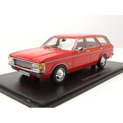 Ford Granada Turnier Ghia 1972 Light Red NEO NEO49503