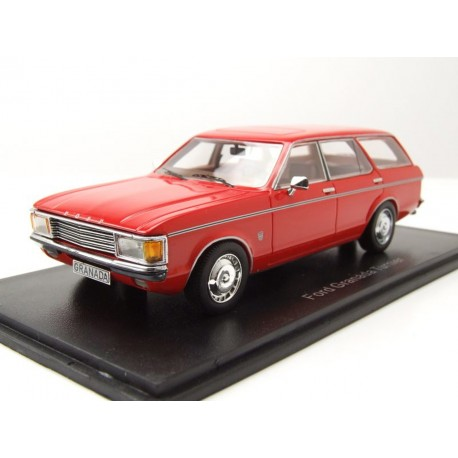 Ford Granada Turnier Ghia 1972 Light Red NEO NEO49503