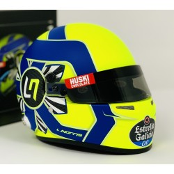 Casque Helmet 1/2 Lando Norris F1 2020 Bell