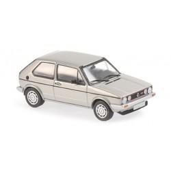 Volkswagen Golf GTI 1983 Silver Metallic Maxichamps 940055174