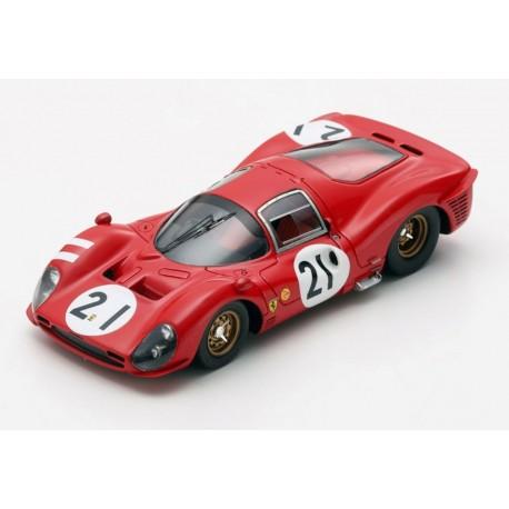 Ferrari 330 P3 21 24 Heures du Mans 1966 Looksmart LSLM103